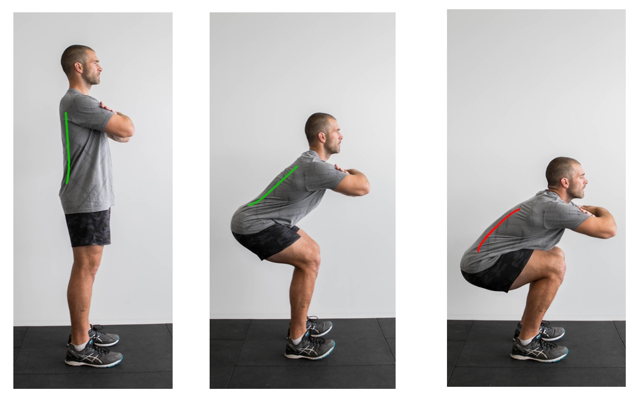 The perfect squat by Dave Dawes